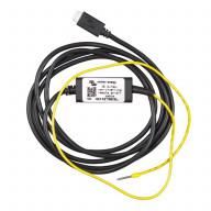 VE.Direct icke-inverterande fjärrstyrd på/av-kabel