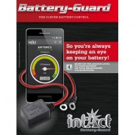IntAct batterimonitor via Bluetooth