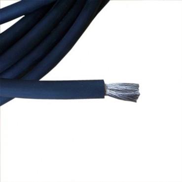 Förtent gummikabel 16 mm2 Svart
