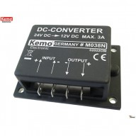 Dimmer 12-48 volt AC, max 10 A