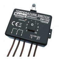 Temperaturswitch/termostat