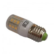 LED-lampa 12V/24V E27 4W 330lm varmvit (2700K)