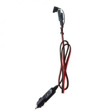 SAE-kabel 1m med cigguttag