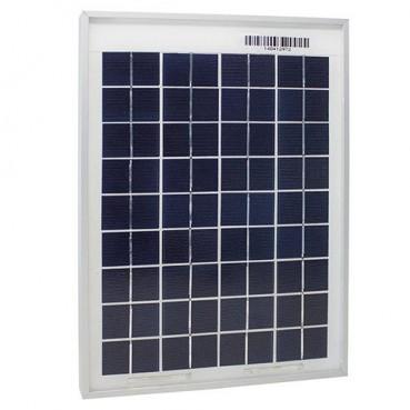 Solpanel 10 watt 12V