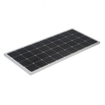 Solpanel 150 watt 12 volt monokristallin - Slutsåld åter i april