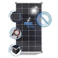 Solpanel 2 x 180 watt (360W) 12 volt mono