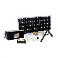 Sunwind solpanelspaket 100W Basic