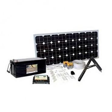 Sunwind solpanelspaket 135W Basic
