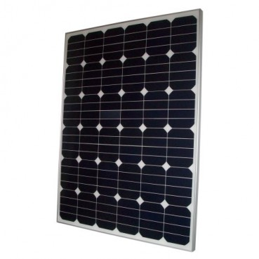 Solpanel, 160 watt, 144 celler, 12V
