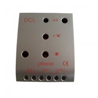Phocos DCL dumpar överskott, DC/DC max 2A