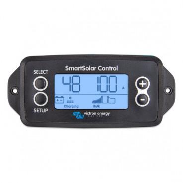 Victron SmartSolar Control display