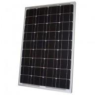 Solpanel,  50 watt, 12 volt, monokristallin