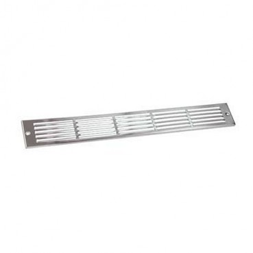 Ventilationsgaller i rostfritt stål för kylskåp